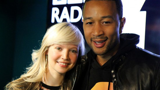 B.Traits 2013-06-09 John Legend Bedtime Mix