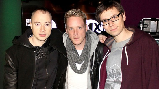 Friction – Radio 1 Drum & Bass show 2013-03-24 Ulterior Motive in the mix