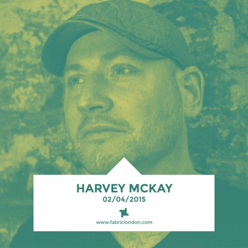 Harvey McKay - fabric x Intec Mix 2015-03-30