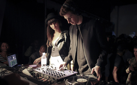 Jamie xx & Yasmin live at Boiler Room, London - Valentine's Special