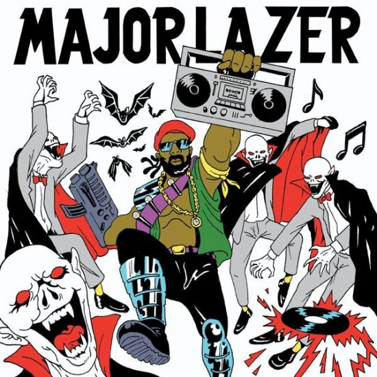 Major Lazer - 1LIVE Rocker 2012-11-25