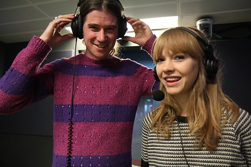 Rob da Bank 2014-01-04 3D Headphone Special with Lucy Rose